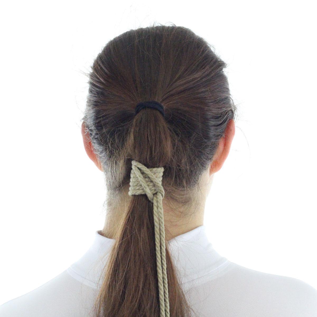 Klemheist-Hair-Tie